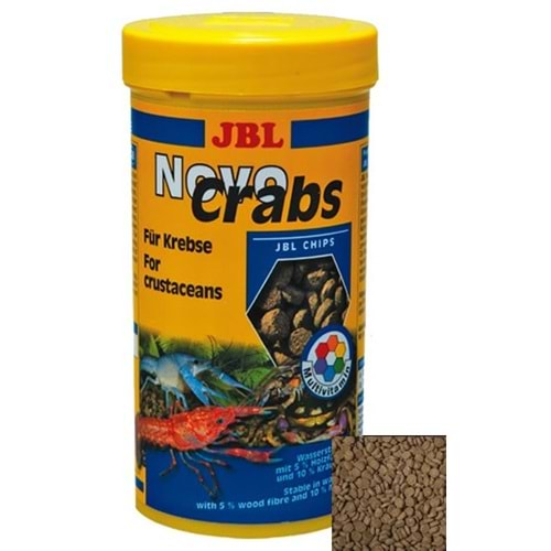Jbl Novocrabs 250Ml-123 G. Cips Yem