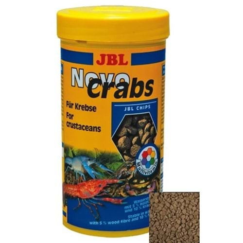 Jbl Novocrabs 100Ml-49 G. Cips Yem