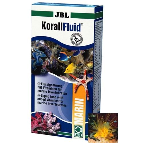 JBL KORALLFLUID 100ML SIVI MERCAN YEMİ